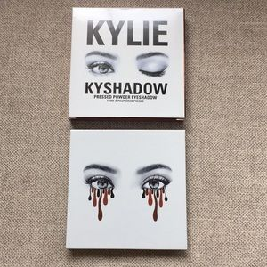 Kylie Cosmetics - The Bronze Palette